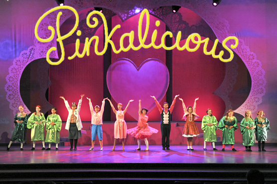 Pinkalicious the Musical - Dallas Children's Theater