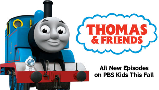 Thomas & Friends on PBS Kids - All New Episodes