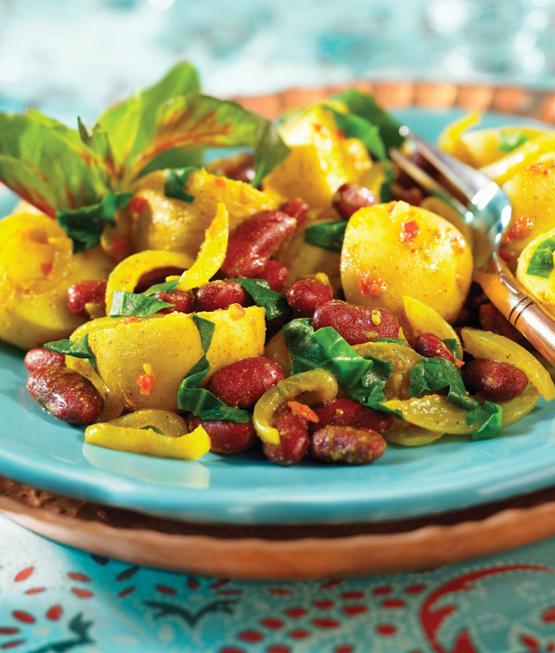 Gluten free Caribbean Bean recipe