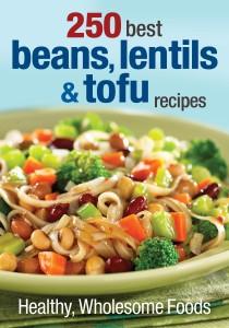 Beans, Lentils and Tofu cookbook
