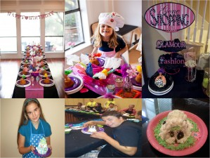Scribble Cakes has a variety of packages that include birthdays ...