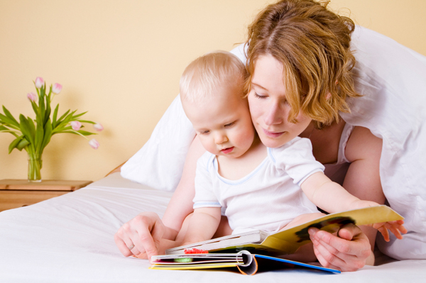 Reading to Infants