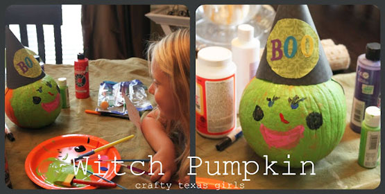 halloween witch crafts