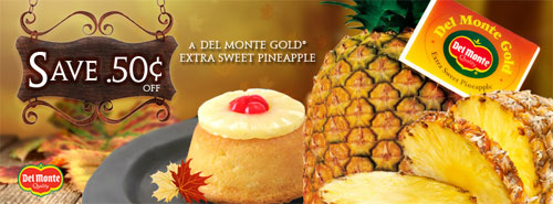 Del Monte Gold Coupon