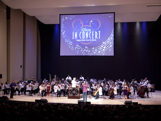 Disney in Concert - Plano Symphony Orchestra