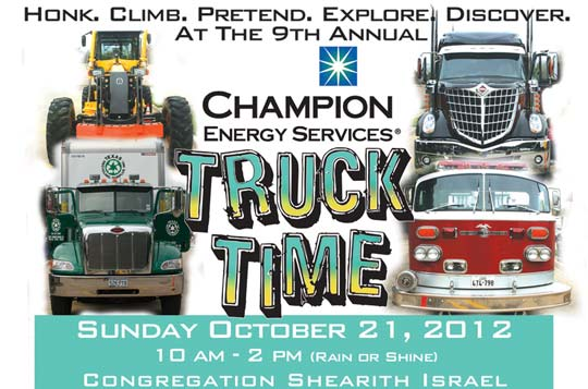 Truck Time 2012