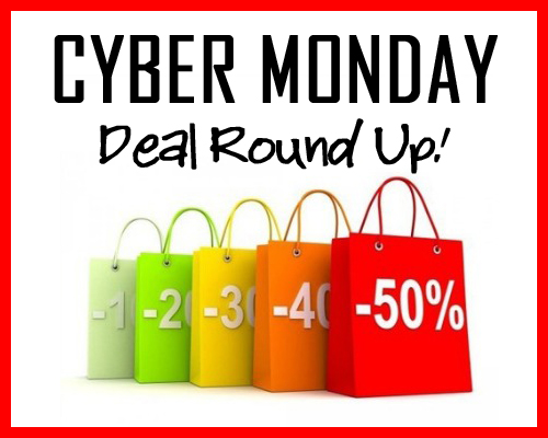 Cyber Monday Deal Round Up
