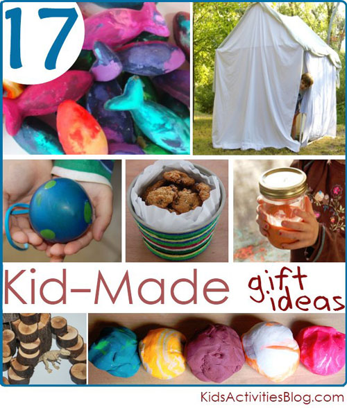 Homemade Gifts Round Up