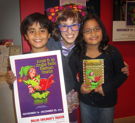 Junie B Jones in Jingle Bells, Batman Smells - Dallas Children's Theater