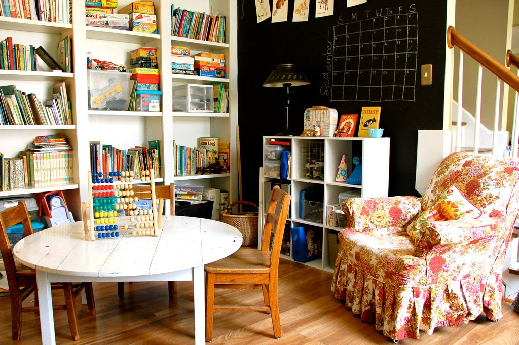 Vintage Playroom