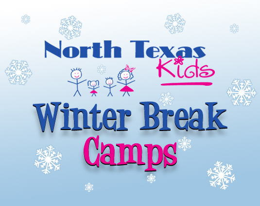 North Texas Kids Winter Break Camps