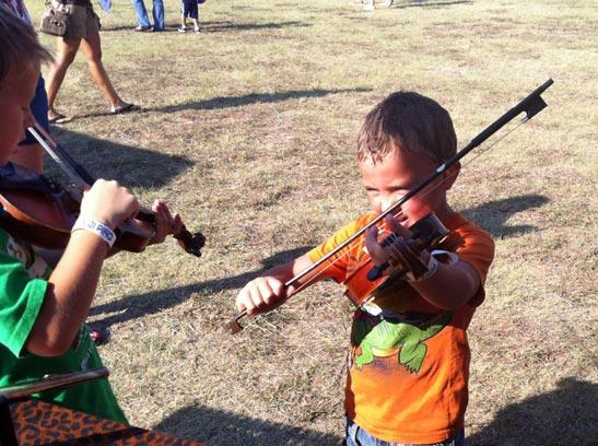 Plano Symphony Orchestra - Family Symphony Sundays - Strings