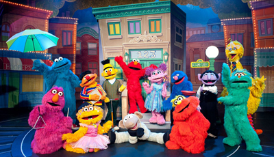 Sesame Street Live - Can't Stop Singing