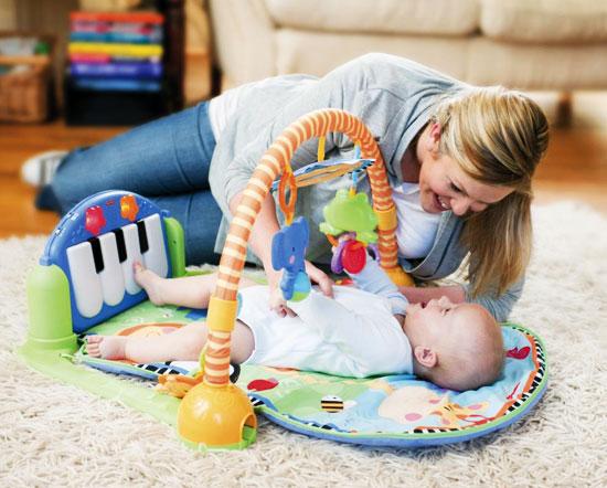 Nurturing Baby's Curiosity