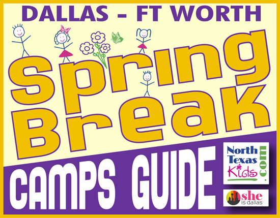 North Texas Kids Spring Break Camps Guide for Dallas Ft Worth