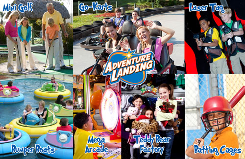 Adventure Landing - North Texas Kids Summer Camps Guide