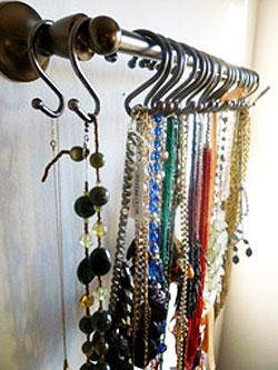 Organize Jewelry - Jewelry storage