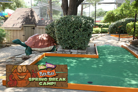 North Texas Kids Spring Break Camps Guide - Putt Putt Fun Center