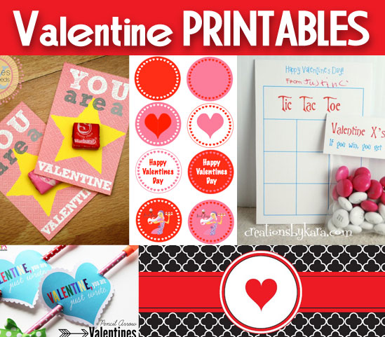 picture relating to Starburst Valentine Printable identified as North Texas KidsFree Valentine Printables North Texas Young children