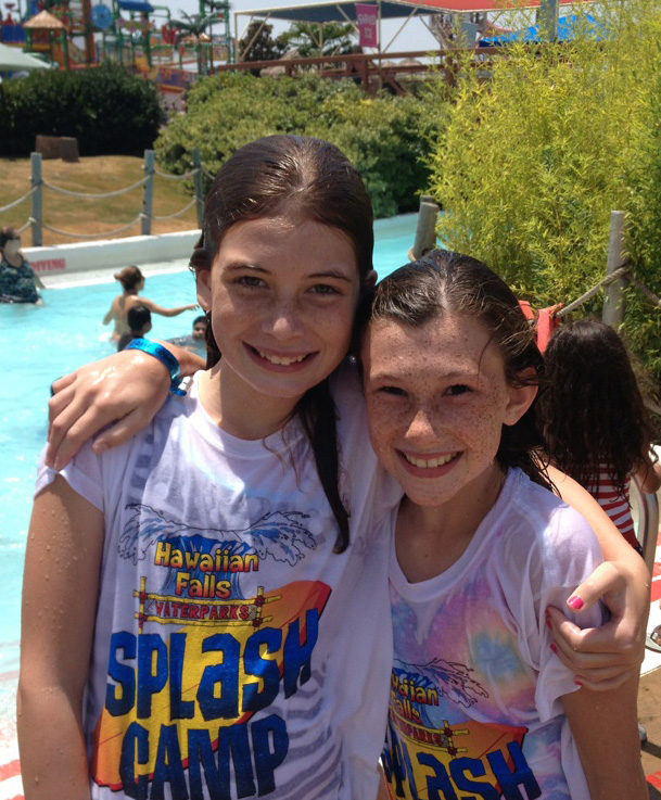 Hawaiin Falls Splash Camp - North Texas Kids summer camps guide