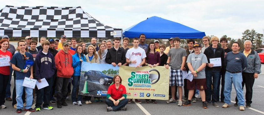 Tire Rack Street Survival - Teenage Driver Safety Skills