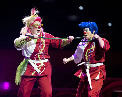 Ringling Bros & Barnum and Bailey - Clowns