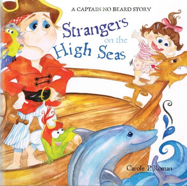 Strangers on the High Sea - Childrens Books