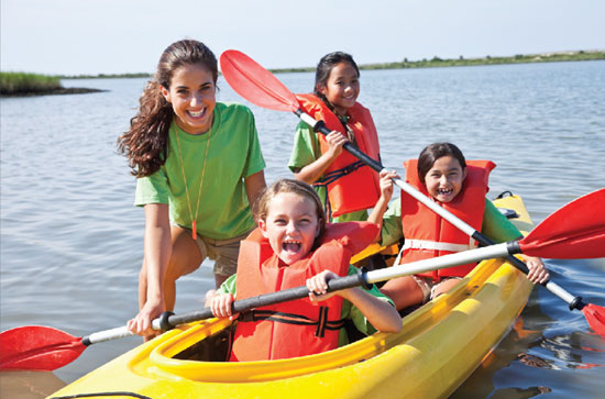 Summer Camp Safety Tips