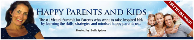 Happy Parents and Kids - Free Telesummit