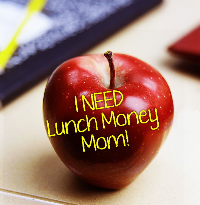 Budgeting for Lunch Money - Back to School Lunches
