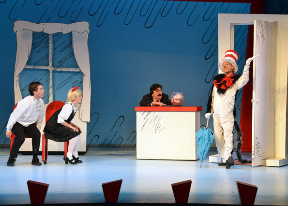 Dallas Children's Theater - The Cat in the Hat - Dr. Seuss