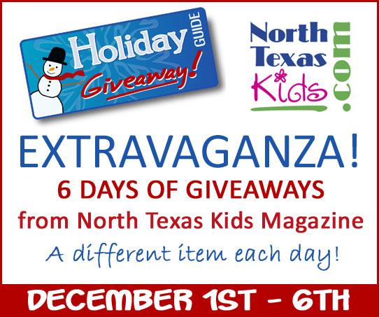 North Texas Kids Holiday Giveaway Extravaganza