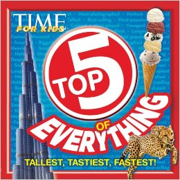 Top 5 of Everything Time for Kids