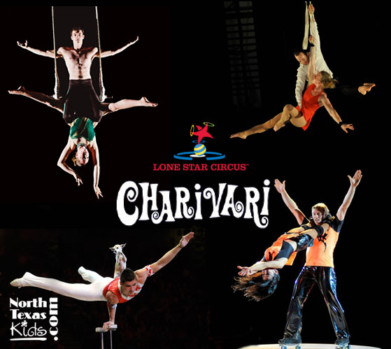 Lone Star Circus - CHARIVARI