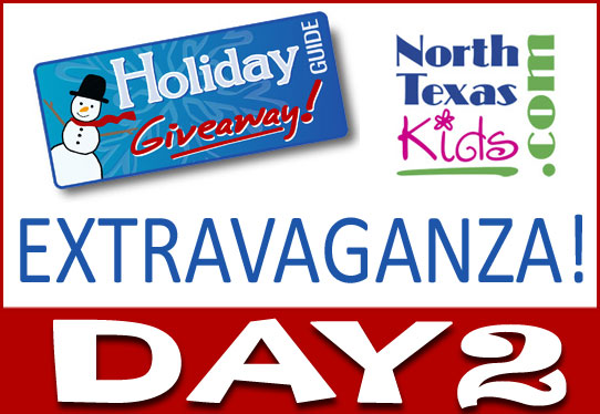 North Texas Kids Holiday Giveaway Extravaganza Day 2