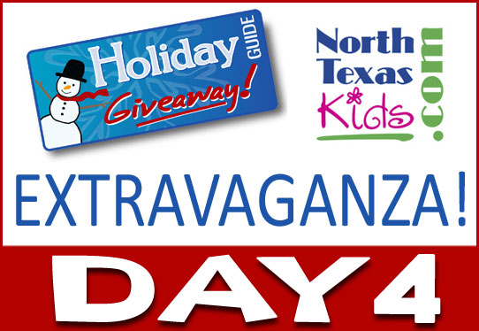 North Texas Kids Holiday Giveaway Extravaganza Day 4