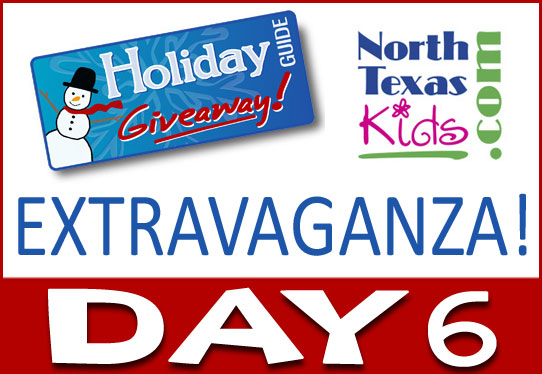 North Texas Kids Holiday Giveaway Extravaganza Day 6