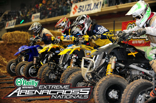 O'Reilly Extreme Arenacross