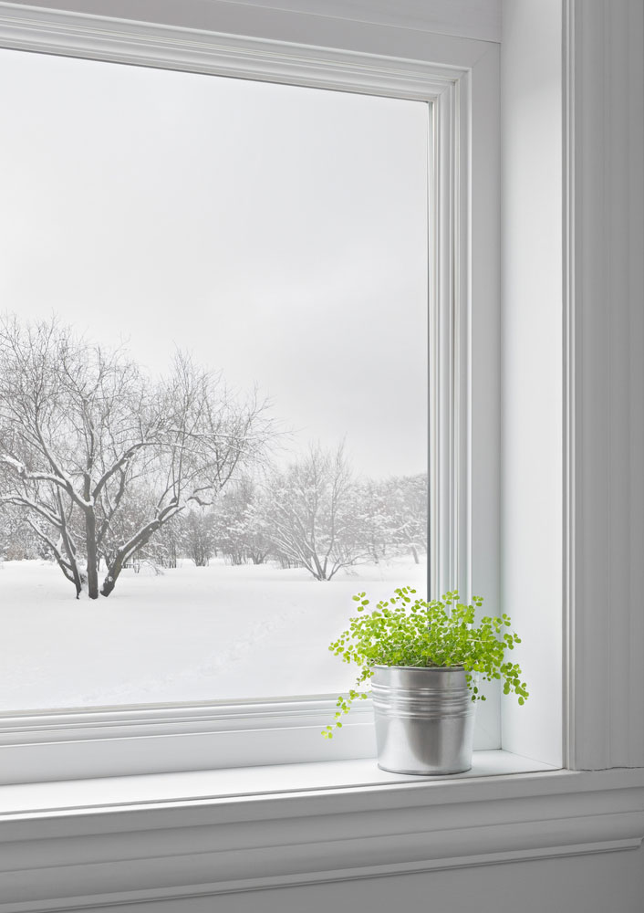 How to Weatherize Windows