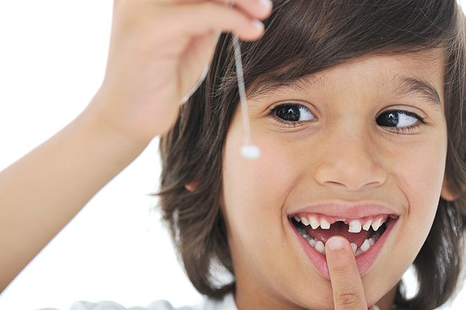 How much does the tooth fairy leave for kids?