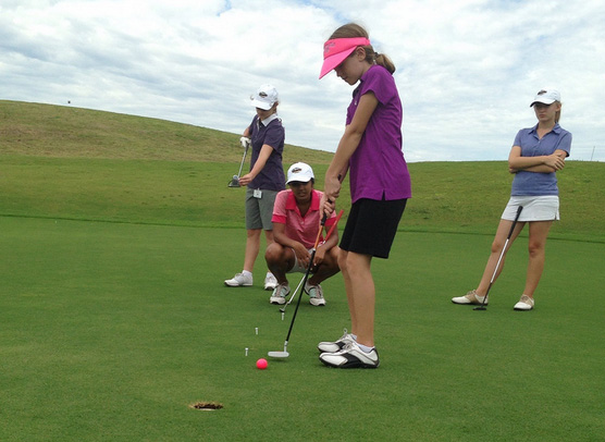 North Texas Kids 2014 Guide to DFW Summer Camps - The Baylor Golf Academy
