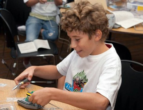 North Texas Kids 2014 Guide to DFW Summer Camps - Club Scientific Summer Camp