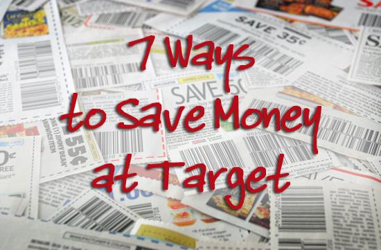 Coupon Mom Tips on How to Save at Target