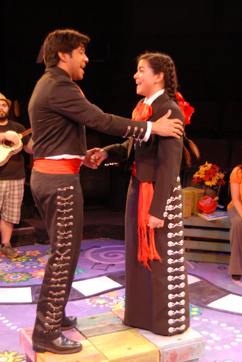 Mariachi Girl - Dallas Children's Theater