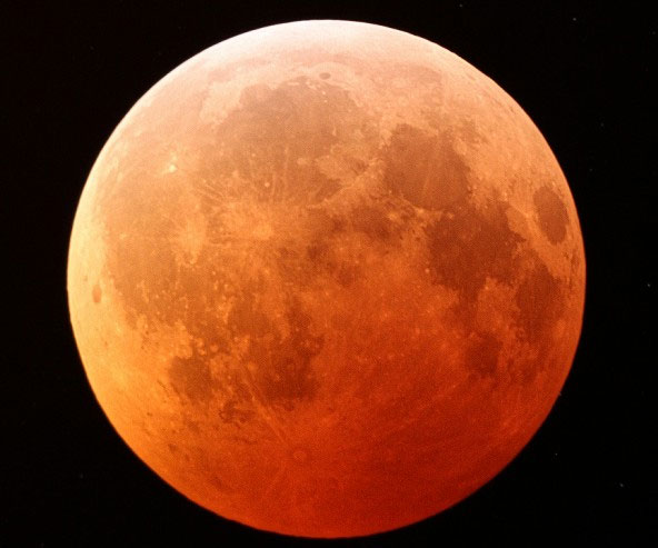 Total Lunar Eclipse - Blood Moon