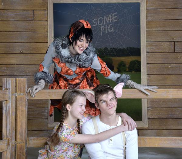 Charlotte's Web at Dallas Children's Theater