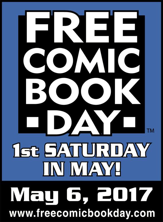 Free Comic Book Day 2017 - North Texas Kids Magazine