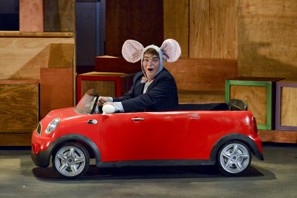 Stuart Little at Dallas Children's Theater