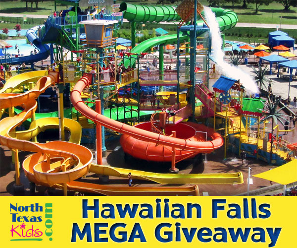 Hawaiian Falls Mega Giveaway - North Texas Kids Magazine