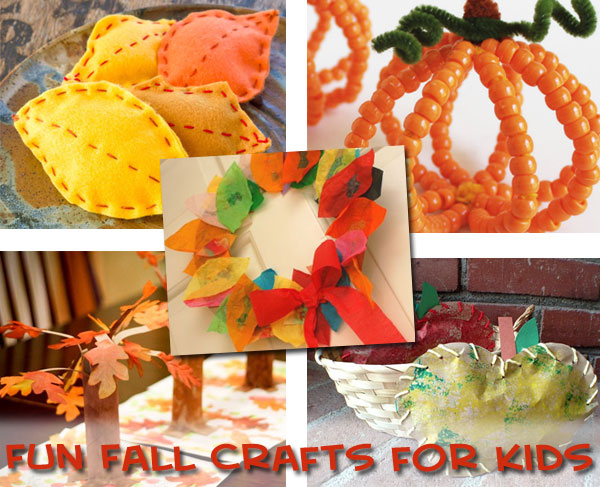 5 Fall Crafts for Kids - Norh Texas Kids Magazine
